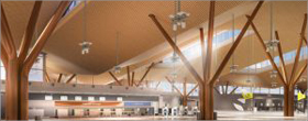Pittsburgh airport restarts terminal modernization project