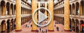 National Building Museum reopens after 16-month closure