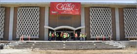 Ground breaks on new Cheech Marin Center in California