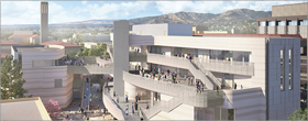 LMN Architects designs new Classroom Building at California university