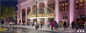Historic New Jersey symphony hall unveils $50-M renovation plan