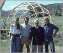 Harvard GSD establishes R. Buckminster Fuller design scholarship