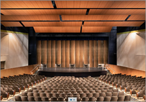 Montana high school sets the scene with staging upgrades