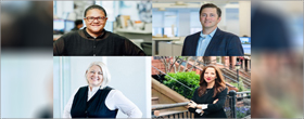 Perkins&Will promotes four NY-based staff to leadership roles