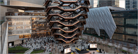 Vessel at Hudson Yards reopens with restrictions on solo visitors