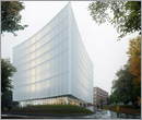 Cobe wins competition to design Swedish university library