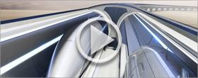 Zaha Hadid Architects partners with Hyperloop Italia to design futuristic transport