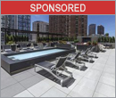 Must-have outdoor amenity spaces with Arcana slabs