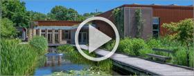 Pennsylvania conservatory's exhibit staging center achieves WELL Platinum