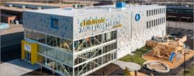 Bruner/Cott Architects completes new Children's Museum & Theatre of Maine