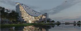 MVRDV designs 'sustainability machine' for agriculture tech. company R&D HQ