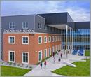 Montana high school designed around the concept of a town center