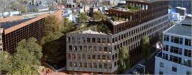 Revealing design of Virginia Center for Developing Entrepreneurs
