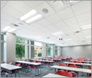 Free e-book discusses ceiling panels