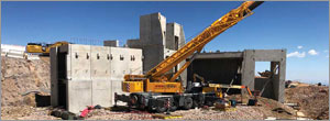 EPS insulation excels at Pikes Peak