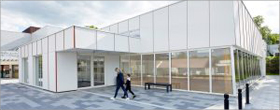 Pierre Chevet Sports Hall to be constructed from hemp concrete blocks