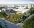 Snohetta unveils expansion, site redesign at Joslyn Art Museum