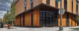 LOHA embraces 'richer material palette' in JOHN R 2660 apartment building