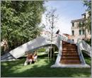 First 3D-printed concrete arched bridge complete