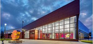 New Chippewa Champions Center unveiled