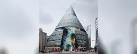 Finalists announced for redesign of Illinois' Thompson Center