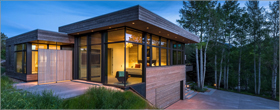 Aspen Architecture firm designs inspired by nature