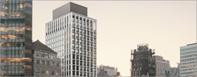 David Chipperfield Architects finish Bryant tower