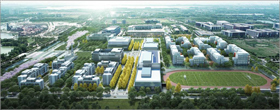 Chicago firm reveals design for university in China