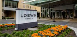 Loews Kansas City Hotel designed by Cooper Carry