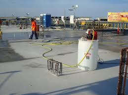 Radcon Formula #7 concrete waterproofing