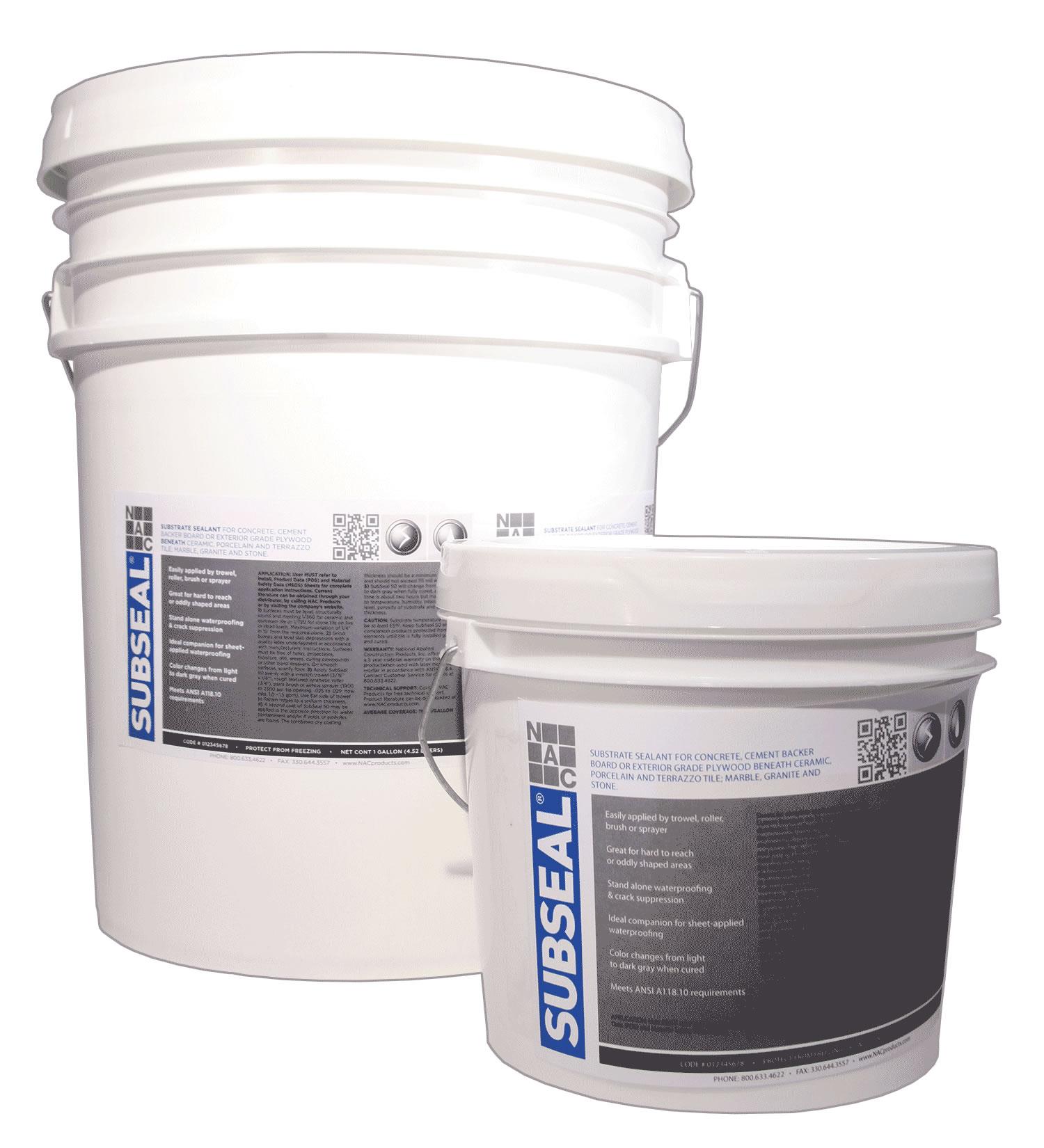 SubSeal® Liquid Waterproofing Membrane