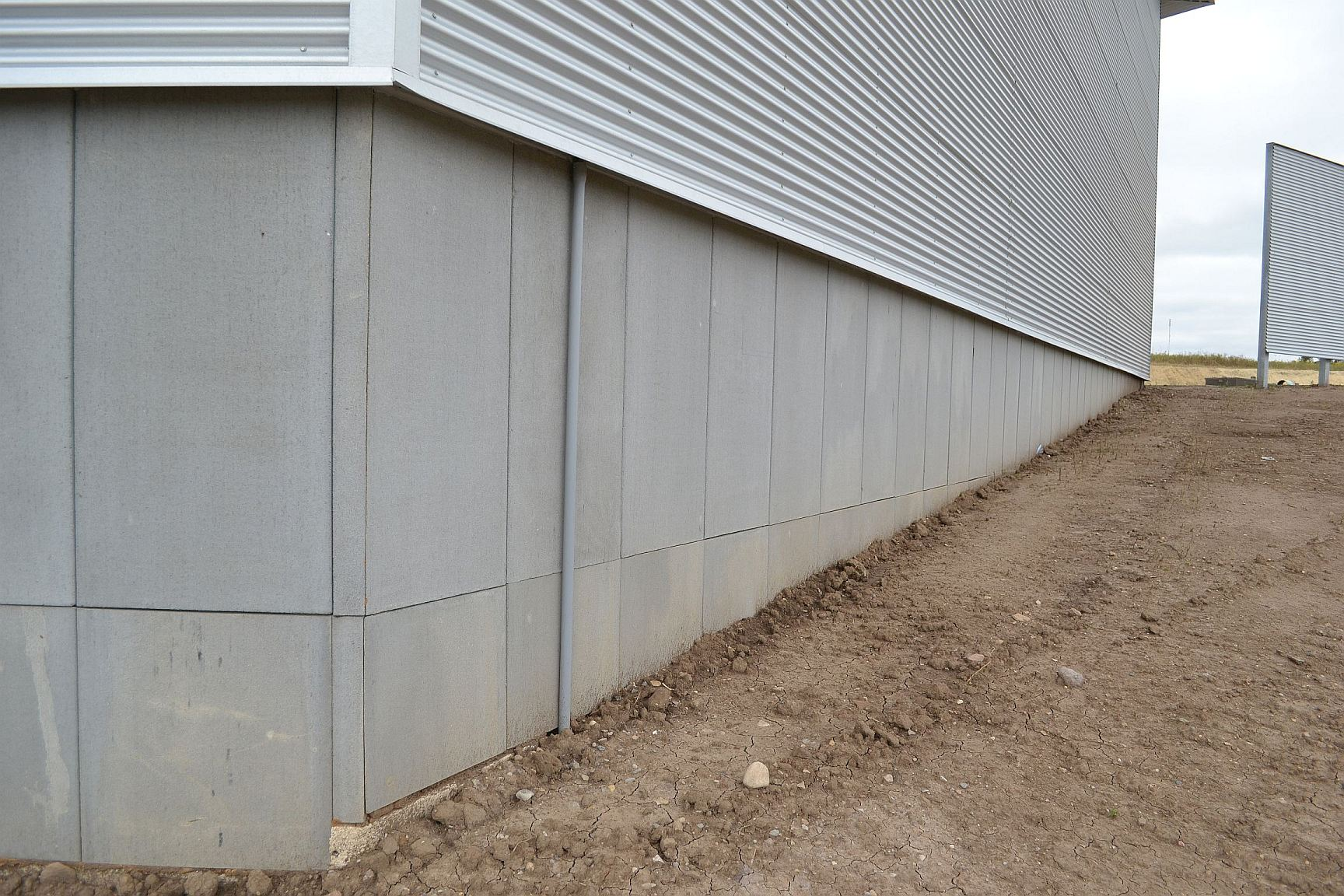 WallGUARD® Concrete-faced Insulated Perimeter Wall Panels