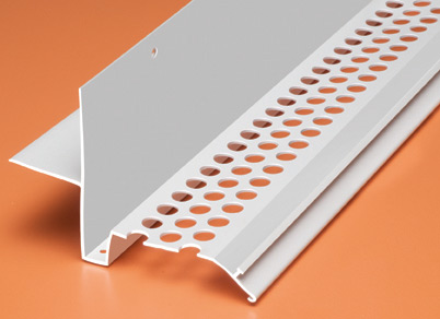 Continuous Insulation Trims for Hard Coat Stucco Applications