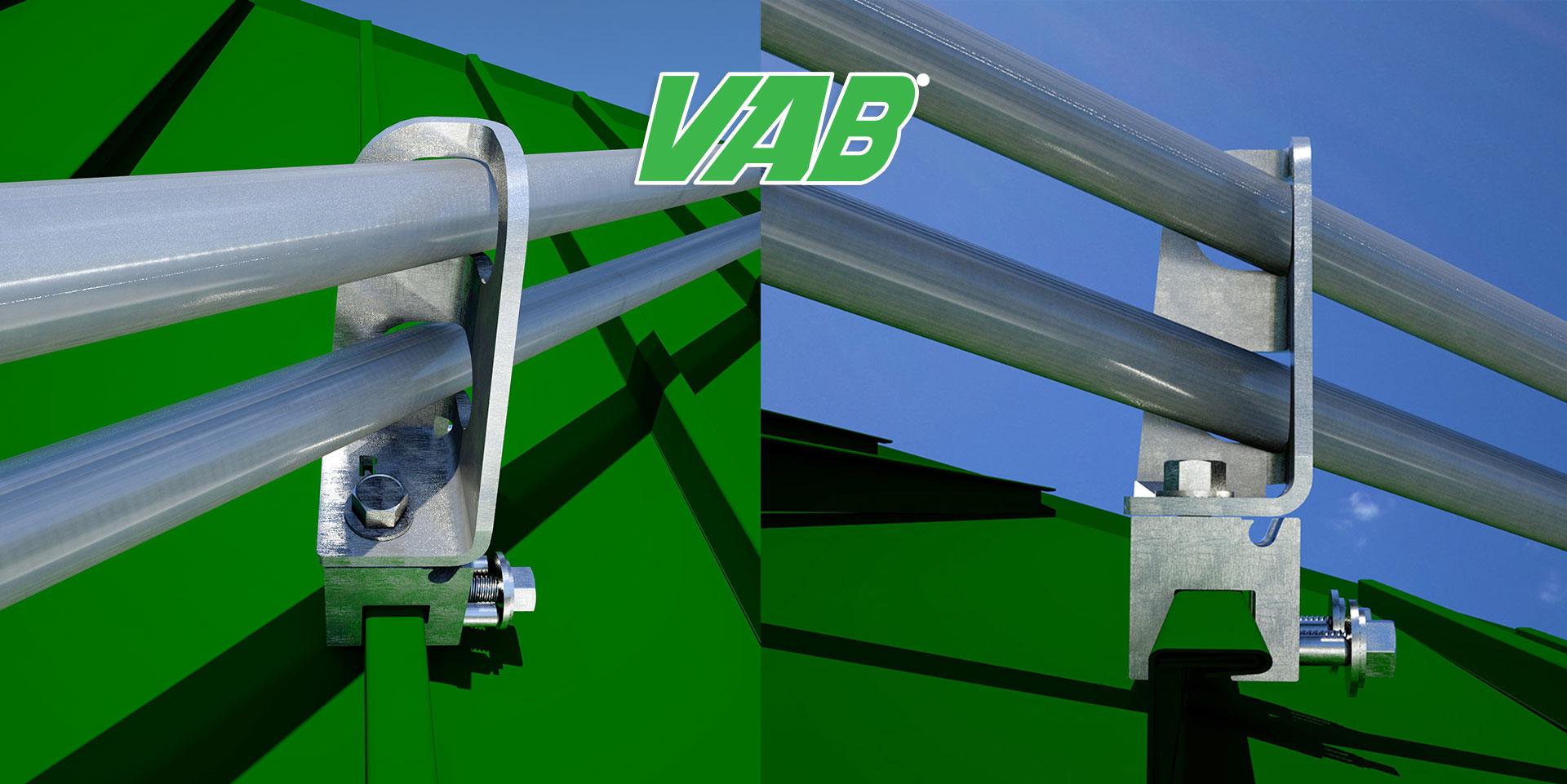 VAB (Variable Angled Bracket) for SSMR