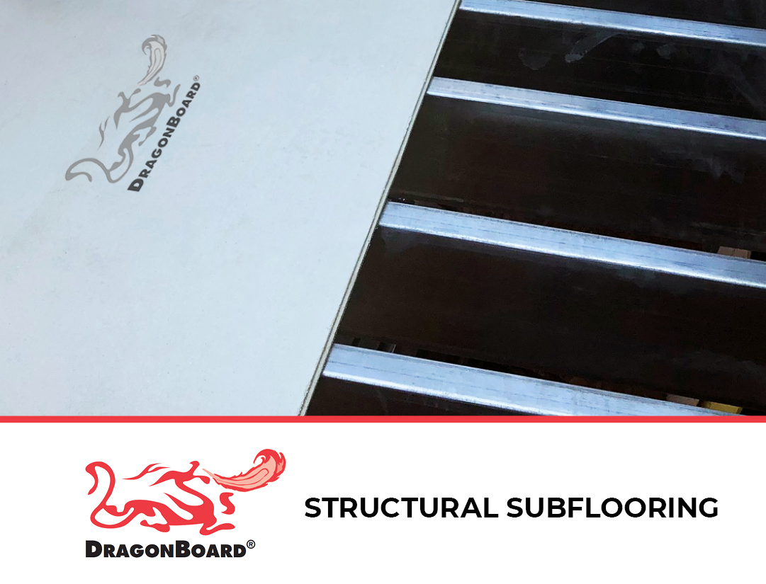 DragonBoard Structural Subflooring