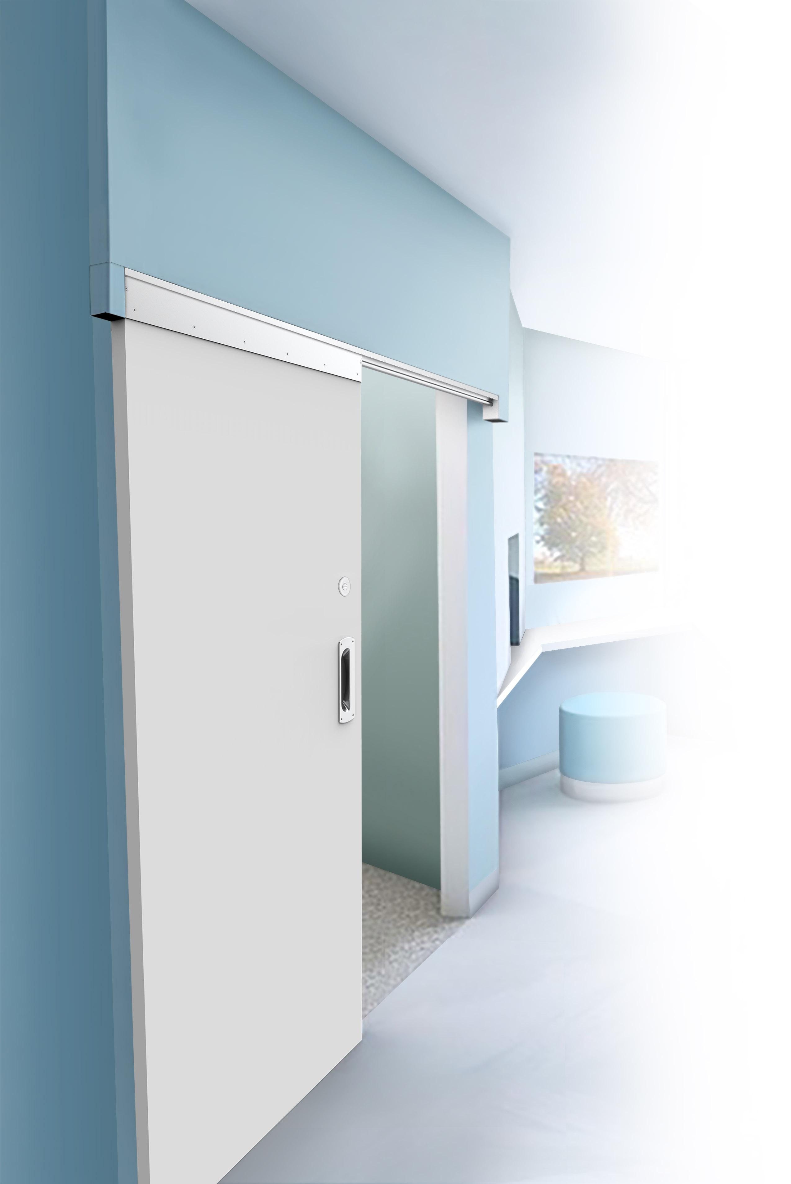 Ligature Resistant Sliding Door System (LR-SDS)