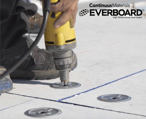 EVERBOARD™ roof cover board