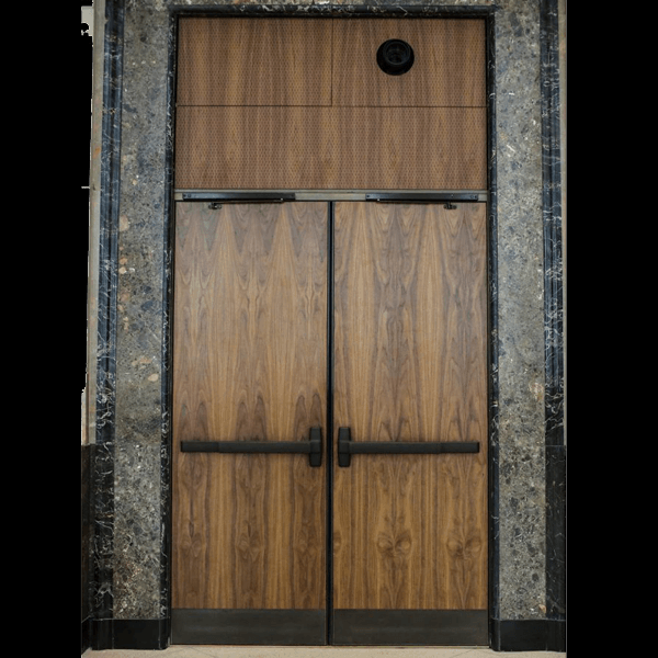 Acoustic Doors, Frames, and Window Assemblies