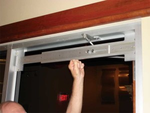 Frame gauges can be important tools. These devices measure width, squareness, and plumb of door installations.