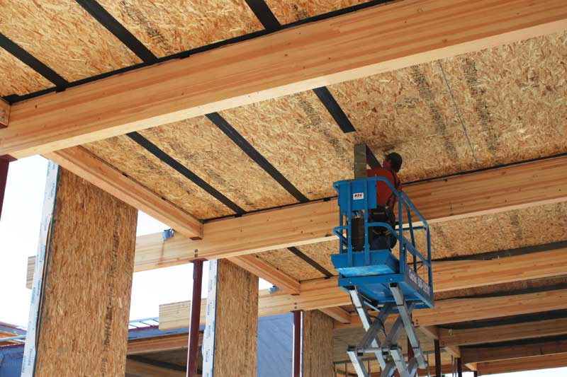 Tight but not uptight managing air and moisture in sip for Building a house with sip panels