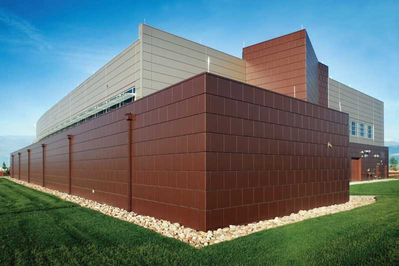 establishing critical barriers with insulated metal panels page 3
