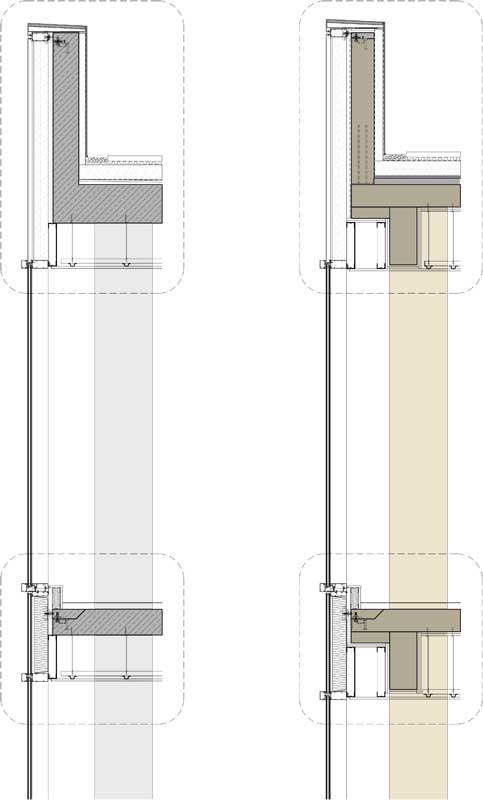 DETAILS-EXTERIOR-WALL-CURTAIN-WALL - Construction Specifier