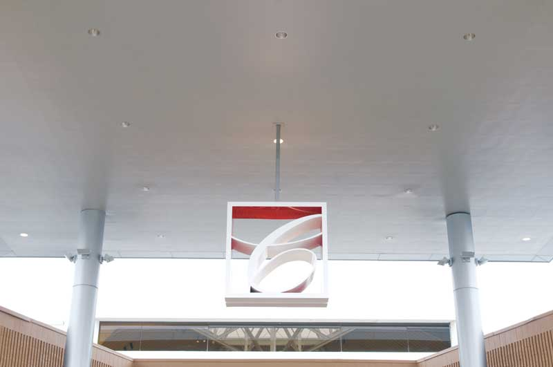 Designing Metal Ceilings For Exterior Soffits Page 2 Of