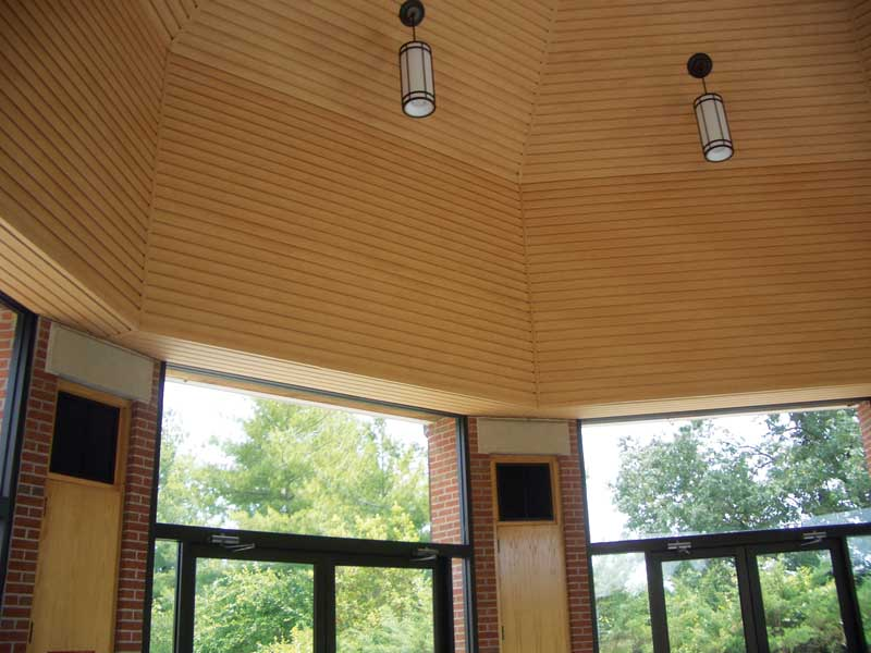 Designing metal ceilings for exterior soffits - Page 2 of 4 ...