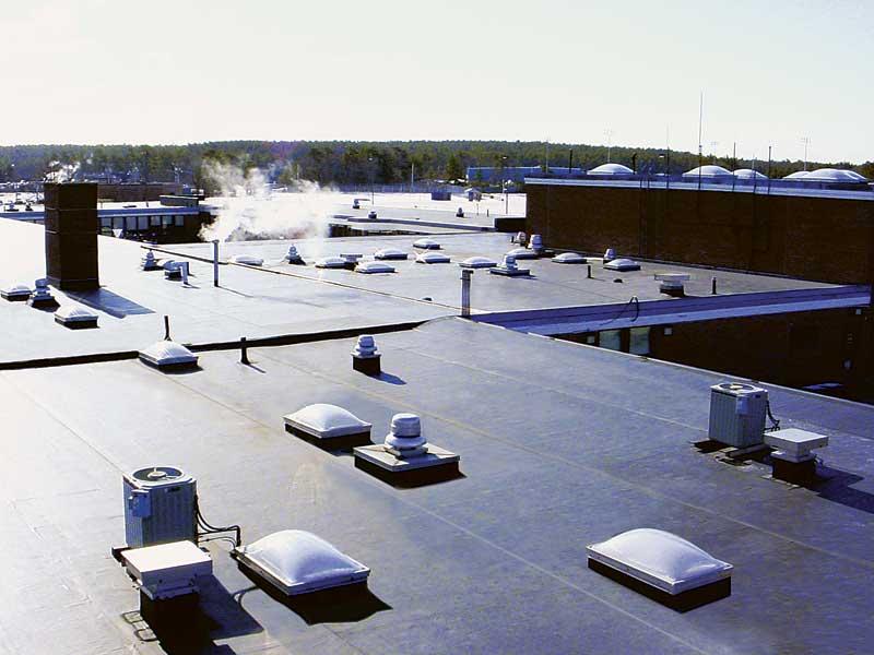 All photos courtesy Carlisle SynTec Systems
