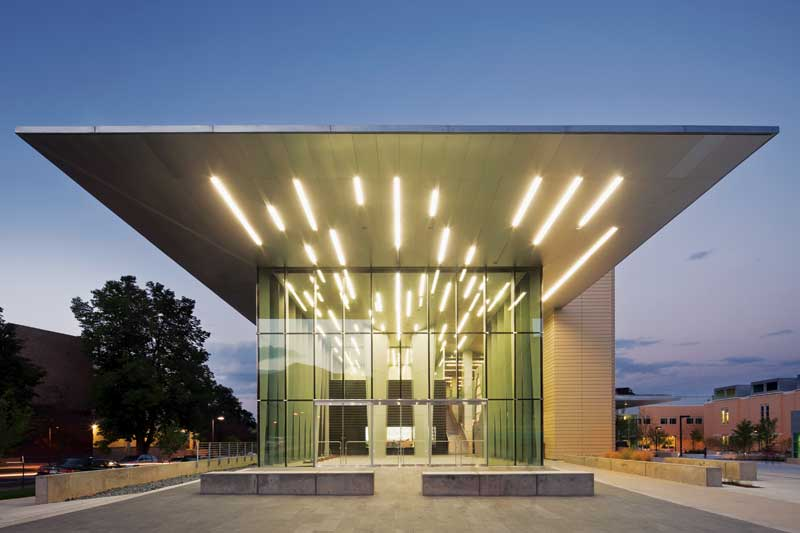 Using Conventional Curtain Walls Unconventionally