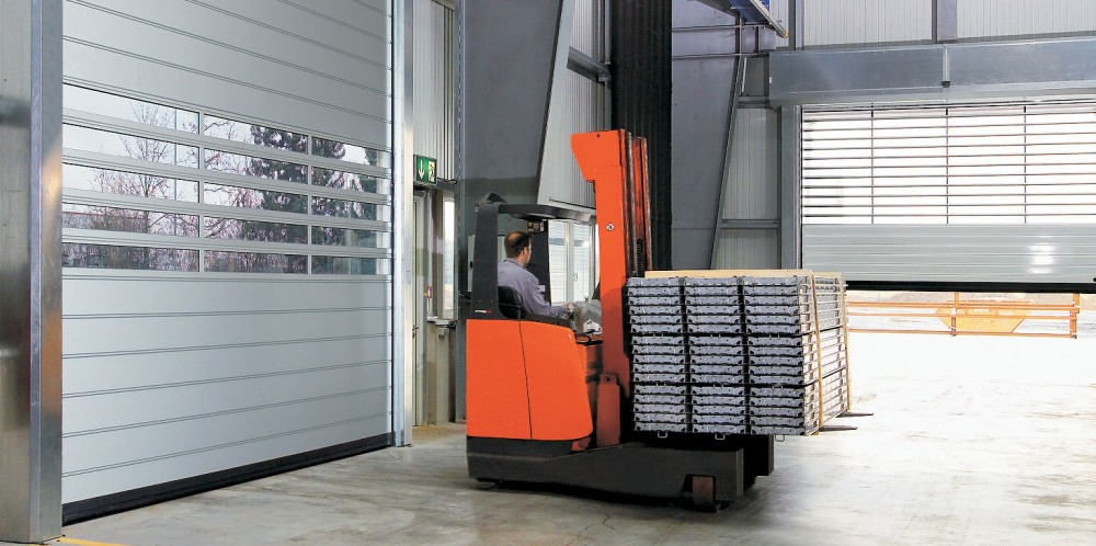 Industrial applications benefit from fast cycling speeds through improved material handling and reduction in energy expenditures.