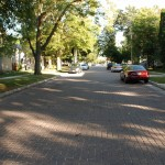 Charles City IA PICP street
