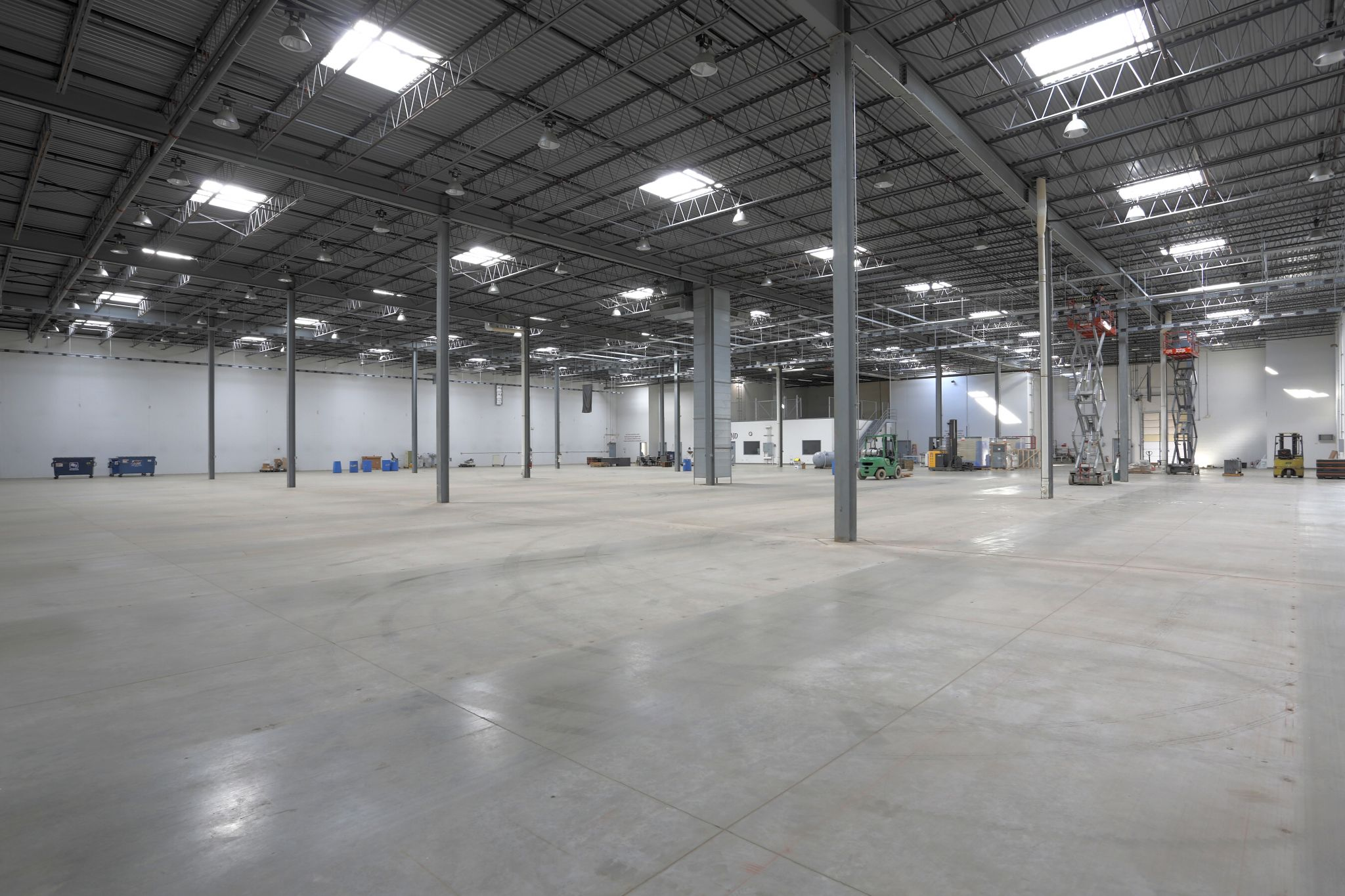 Industrial Daylighting Increasing Light Quality And