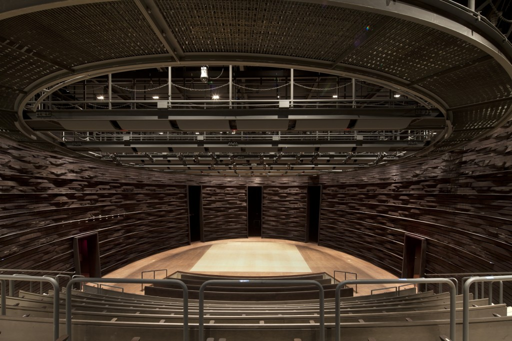 Arena_Cradle Theater Interior